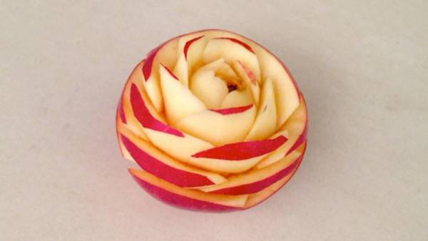 Creative apple fruit decorations ideas craft community for Apple decoration ideas
