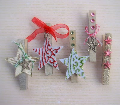 christmas-star-clothes-pins