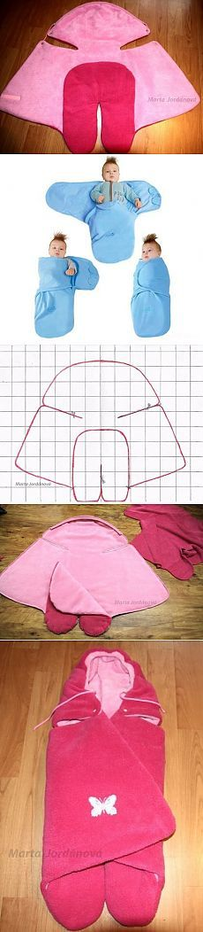 newborn-envelope-blanket-step-by-step-instructions