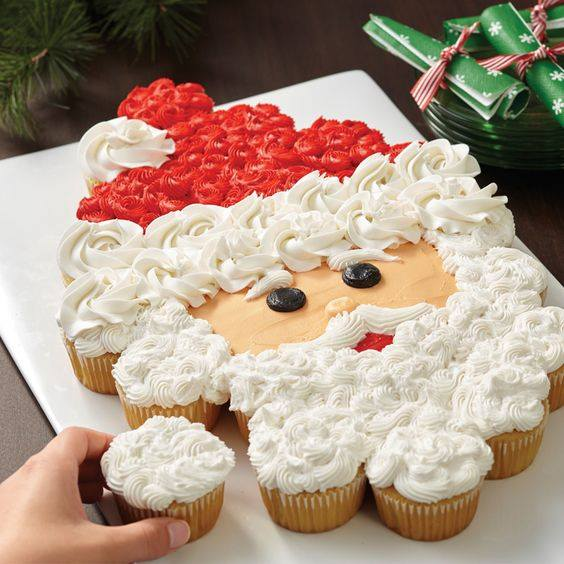 Cake Craft And Decoration Competition : 10+ Santa Claus Christmas Cake Decoration Ideas - Craft ...