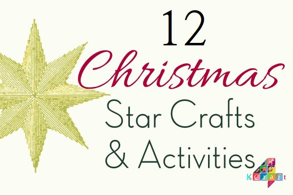 15 beautiful ocean theamed kids special crafts craft for Christmas star craft ideas