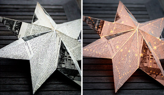 12 Diy Christmas Stars Crafts Amp Activities For Kids