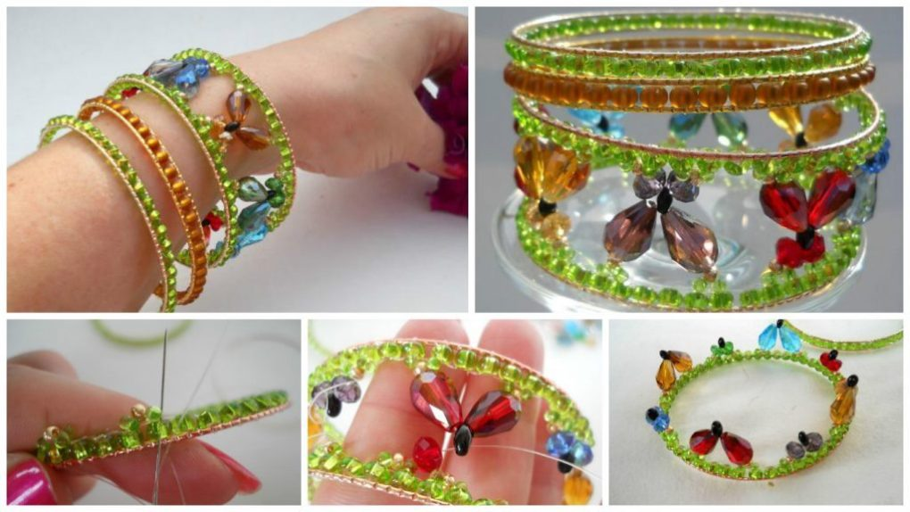 how to make bracelets at home