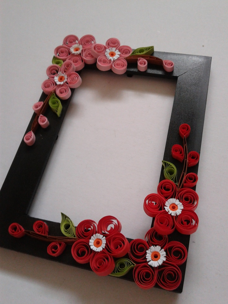 Paper Quilling Birthday Gift Idea Craft Community