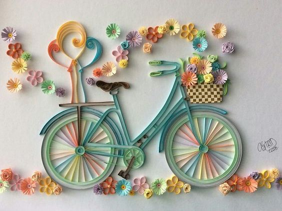 quilling-bicycle-1