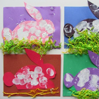 Simple Spring Crafts for Kids-12