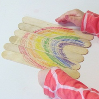 Simple Spring Crafts for Kids-22