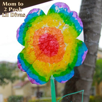 Simple Spring Crafts for Kids-8