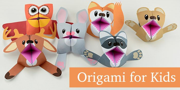 Learn How To Make A Cootie Catcher Shark  Origami For Kids  Craft
