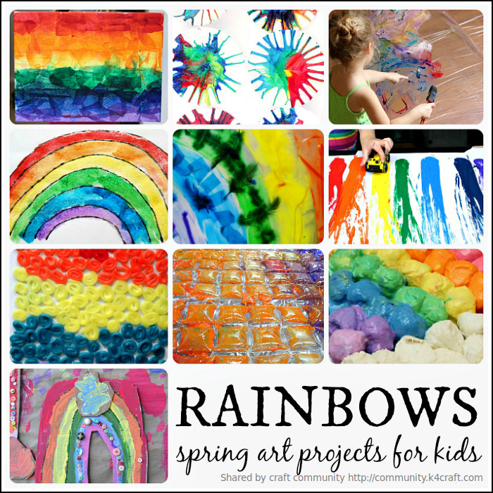 Rainbow-themed-spring-art-projects-for-kids