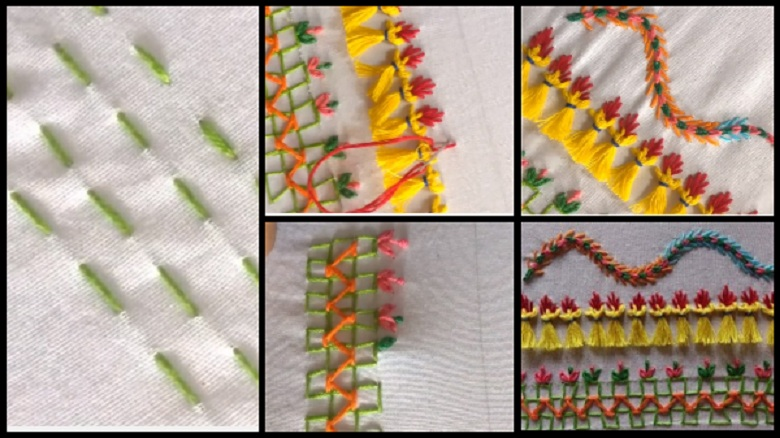 Hand Embroidery Stitches Tutorial For Beginners Craft Community