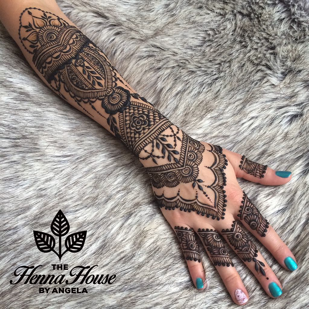 Indian Home Design House: Stylish Mehendi Designs For Hands To Inspire You
