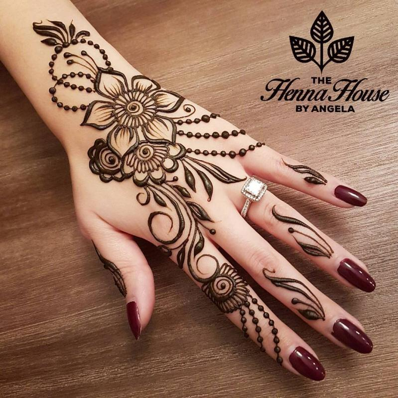 Stylish Mehendi Designs For Hands To Inspire You  Craft Community