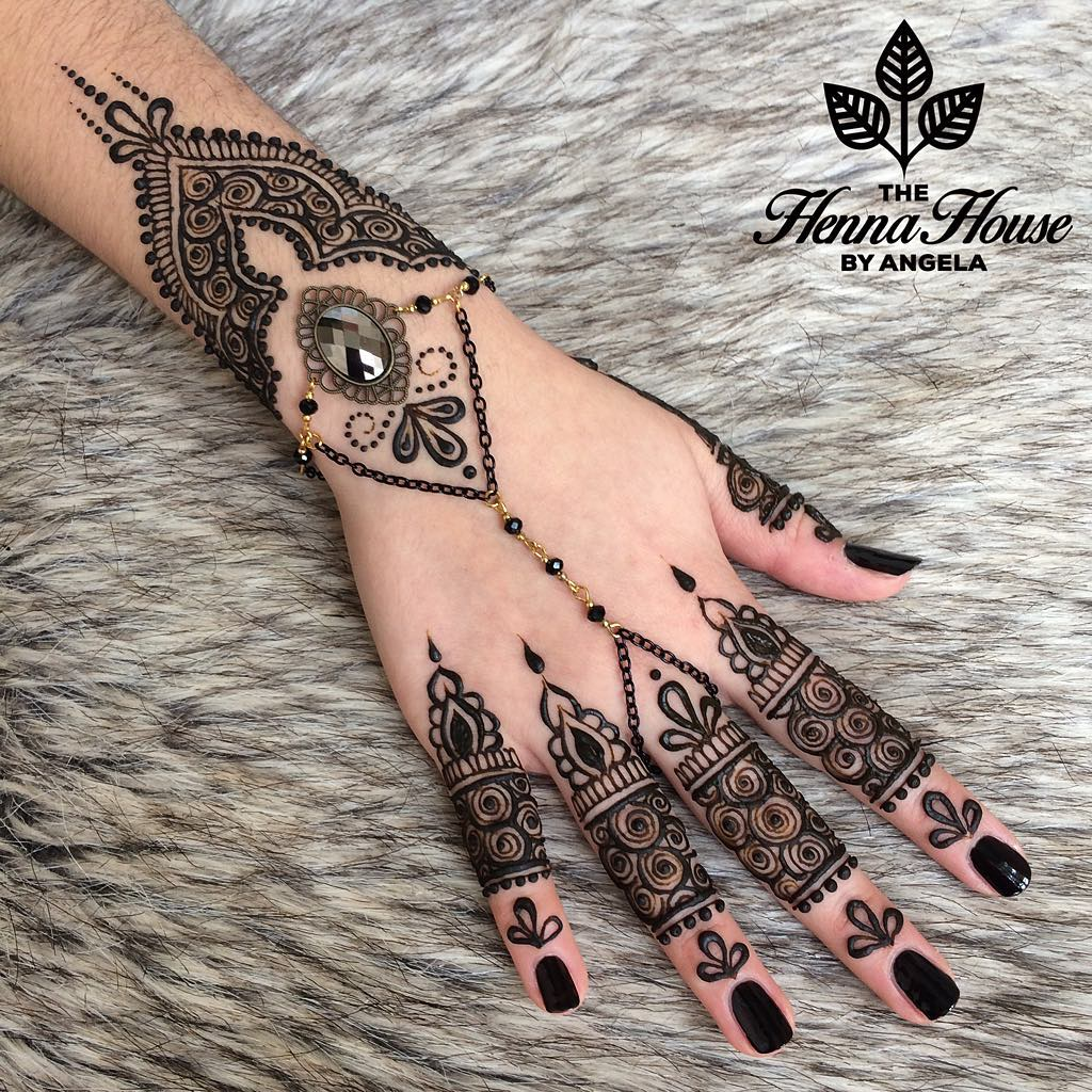 Stylish Mehendi Designs For Hands To Inspire You Craft