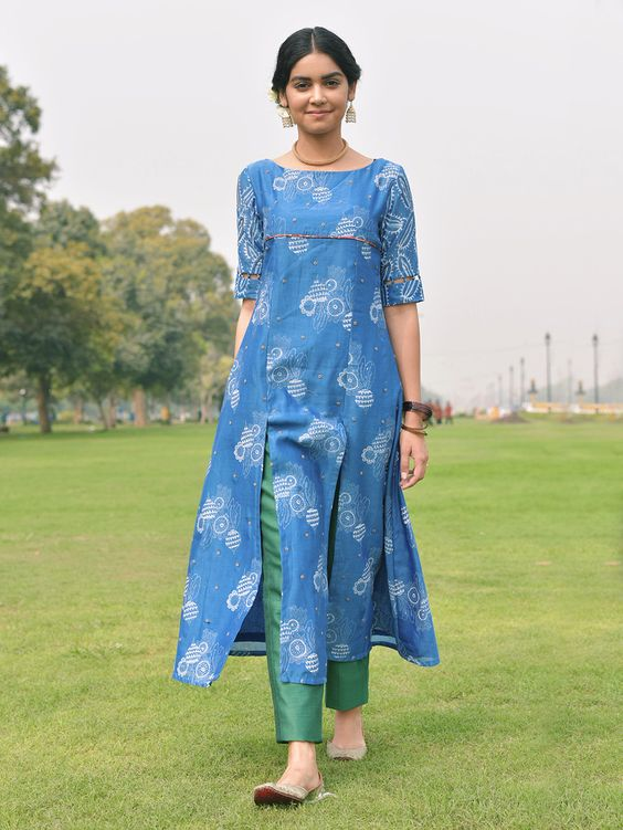 Different Types Of Casual Kurtis Designs Craft Community