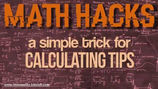 math hacks that will change your life
