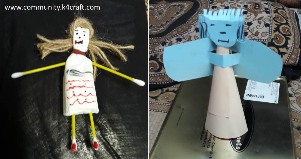 Childrens Day Special Creative Paper Craft Ideas